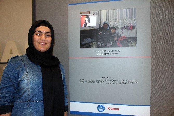 İstanbul'un Kadınları, Fotoğraflarını Khas'ta Görücüye Çıkardı