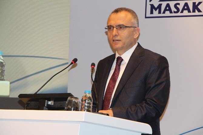Maliye Bakanı Ağbal'dan Vergi Açıklaması