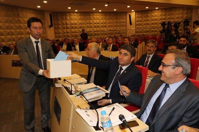 Meclis Komisyonlarına Üyeler Seçildi