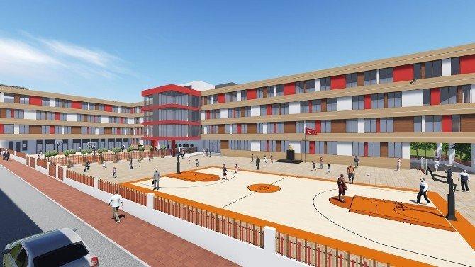 Yer Altı Otoparklı Okul Projesi Kabul Edilmedi