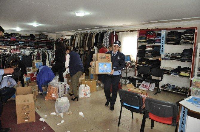 Nusaybin'de Görevli Asker Ve Polise Dörtyol'dan Destek
