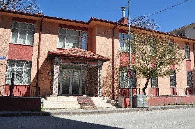 Bozüyük'te Bilecik Şeyh Edebali Üniversitesi Misafirhanesi Kütüphane Olacak