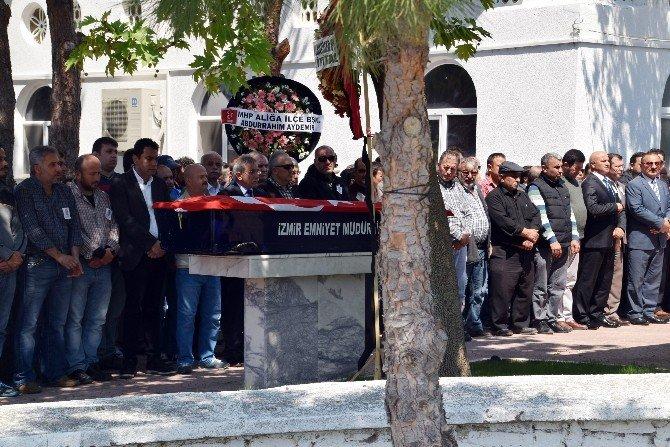Görevi Sırasında Kalp Krizi Geçiren Polis Memuru Hayatını Kaybetti