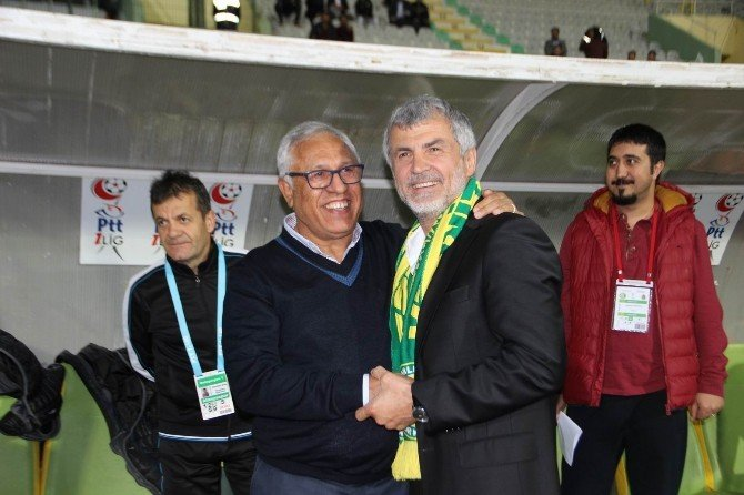Şanlıurfaspor'da Erhan Altın İlk Maçında Gülemedi
