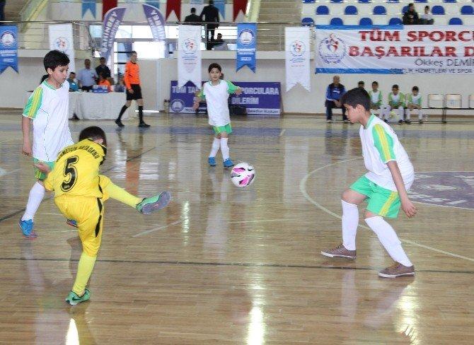 Şahinbey De Futsal Turnuvası
