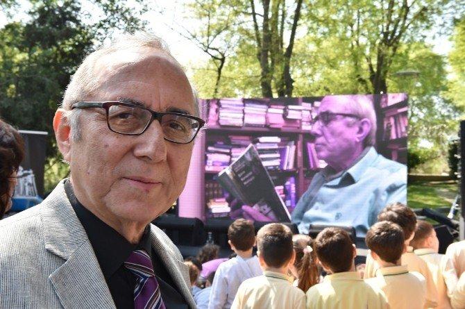 Beşiktaş Belediyesi'nden Ataol Behramoğlu'na Doğum Gününde Anlamlı Hediye