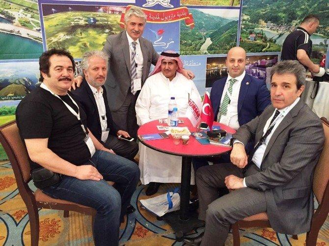 Riyad'a Samsun Çıkarması