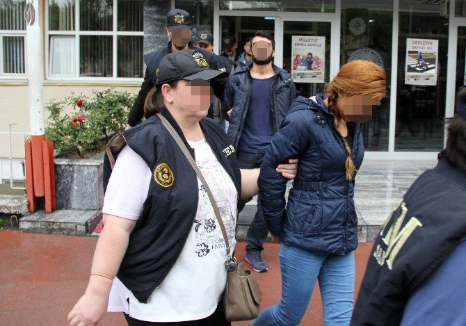PKK Operasyonu Şüphelisi 7 Kişi Adliyede
