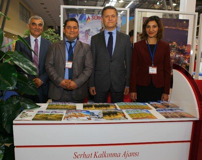 SERKA, Azerbaycan'da Serhat İllerini Tanıttı
