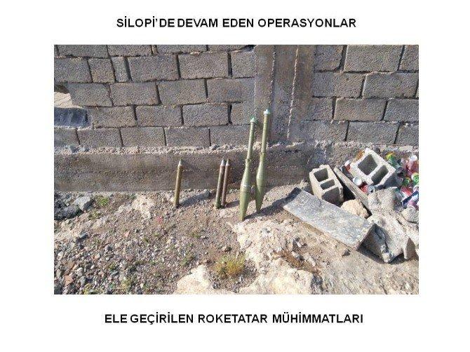 Silopi'de Operasyonlar Devam Ediyor
