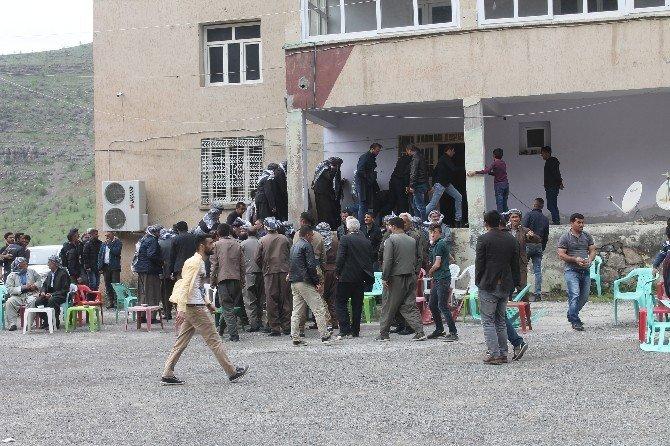 Teröristlerin Saldırısına Uğrayan Jirki Aşireti Lideri Taburcu Edildi