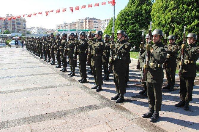 Atatürk'ün Edremit'e Gelişinin 82. Yıl Dönümü Kutlandı