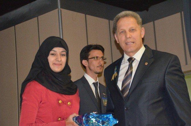 Siyer-i Nebi Yarışmasında Dereceye Girenlere Ödülleri Verildi