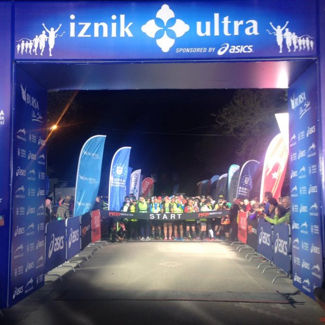 İznik Ultra Maratonu 15 Nisan'da başlıyor