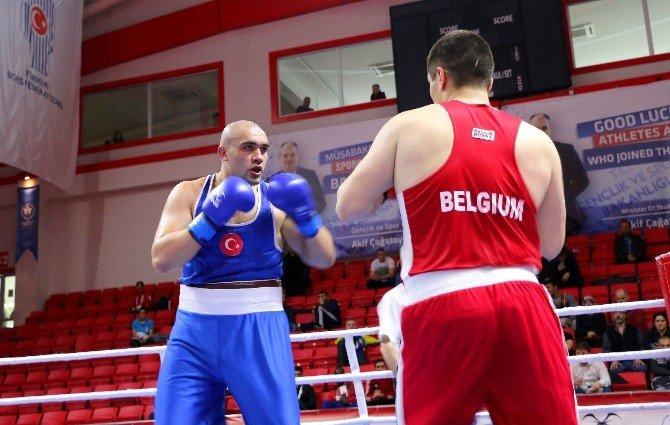 Ali Eren Demirezen De Yarı Finalde