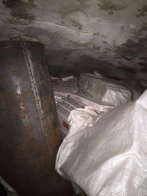 Van'da 145 Bin 500 Paket Kaçak Sigara Ele Geçirildi