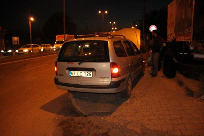 Zonguldak'ta kaza: 2 yaralı
