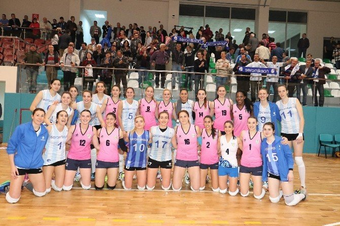 Sultanlar Play-off'a Veda Etti