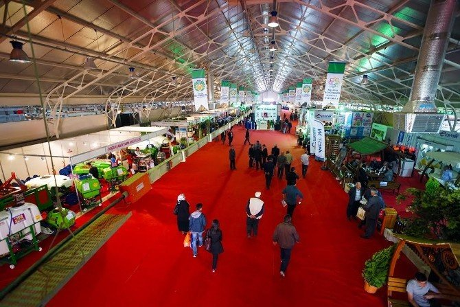 10. Tarım Ve Hayvancılık Fuarı Açıldı