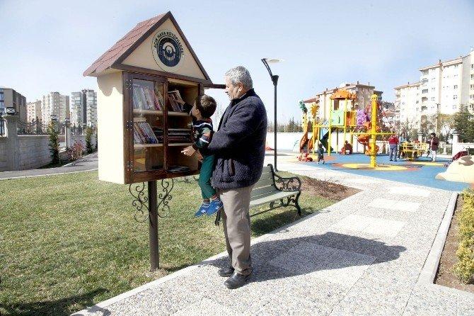 Odunpazarı Belediyesi'nin Yeşil Alan Çalışmaları