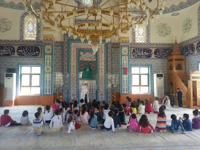 Okul İle Cami Buluşması
