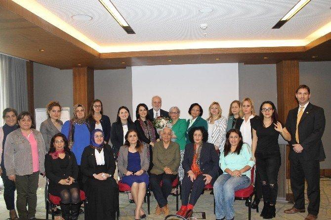 ABD Adana Konsolosluğu Ve Akdam'dan Panel