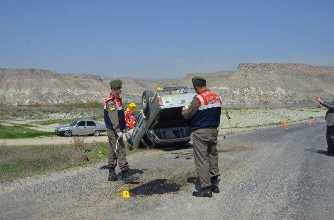 Beypazarı'nda Trafik Kazası: 1 Ölü