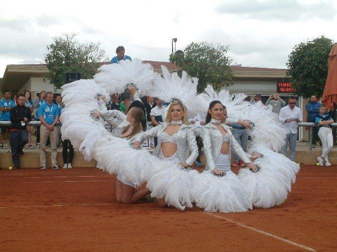 Avrupa Senior Tenis Şampiyonası, İlk Kez Türkiye'de