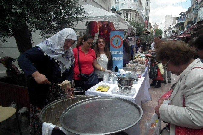 Efeler'de Okul Yararına Kermes Düzenlendi