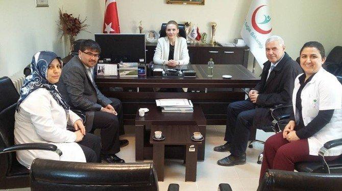 Bozüyük Devlet Hastanesi'nin Yeni Başhekimi Uz. Dr. Nurşen Gürsoy Oldu