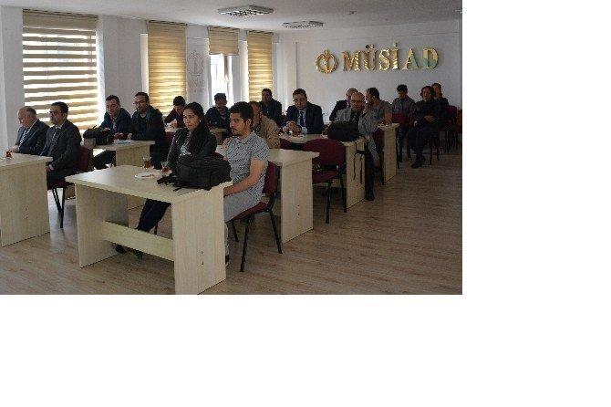 Muğla Basınına Basın Kartı Bilgilendirme Toplantısı