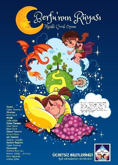 Berko Çocuk Tiyatrosu'ndan 23 Nisan'a Özel Gösterim