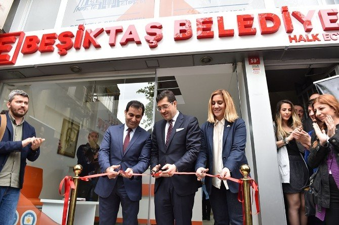 Beşiktaş Belediyesi Ücretsiz Eczane Açtı