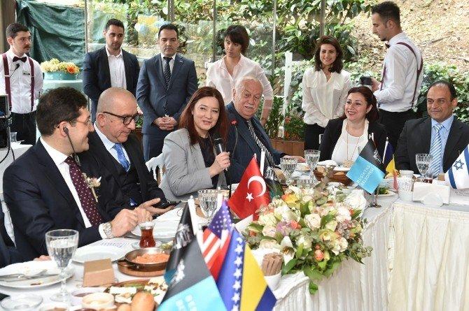 Beşiktaş'ta Başkonsoloslar Zirvesi