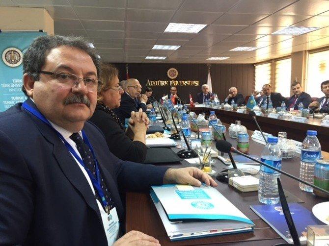 BEÜ Türk Keneşi Türk Üniversiteler Birliği'ne Üye Oldu