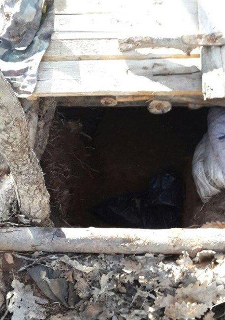 Bingöl'de PKK'ya Ait Sığınaklar Bulundu