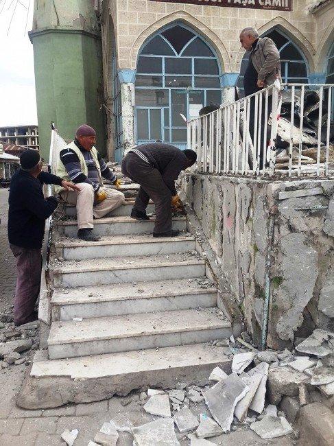 Erciş'te Kentsel Dönüşüm Çalışması