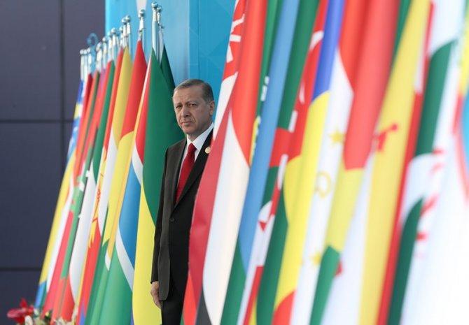 Cumhurbaşkanı Erdoğan: Petrol için müdahale ediyorlar