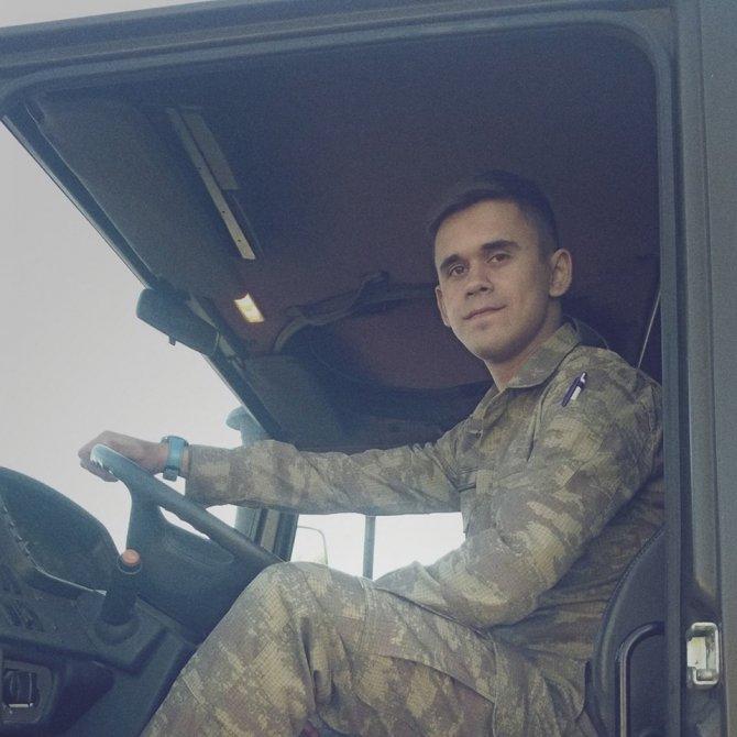 Diyarbakır'da ağır yaralanan Ereğlili Er Hamza Mutlu yaşam mücadelesi veriyor