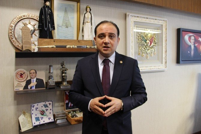 "AK Partili Baybatur: ""Milletvekili Olmak Suç İşleme Hürriyeti Tanımaz"""