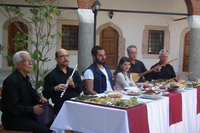 Aydın'ın Kültür Ve Lezzetleri Ekranlarda Tanıtılacak