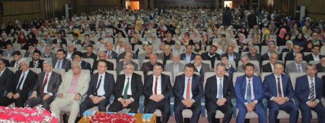 Elazığ'da 'Tevhid, Vahdet, Gelin Birlik Olalım' Konferansı Düzenlendi