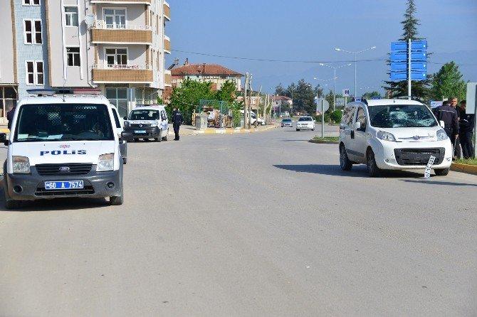 Erbaa'da Kaza: 2 Yaralı
