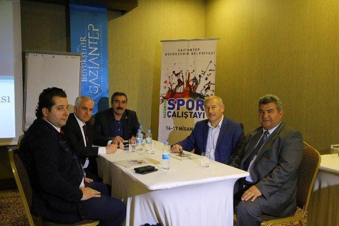 Spor Kenti Gaziantep İçin İlk Adım Atıldı