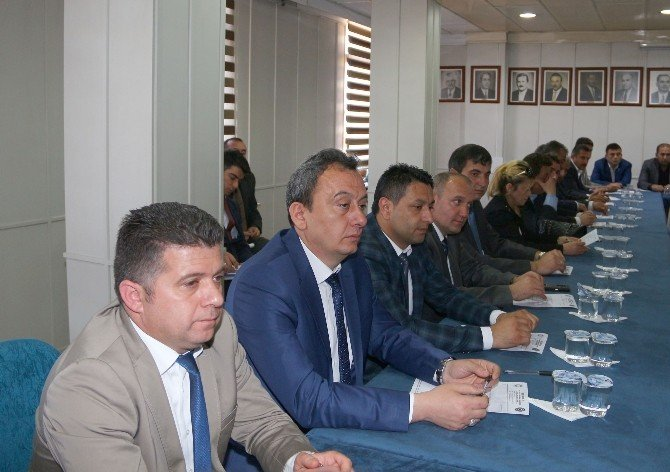 GMİS Genişletilmiş Başkanlar Kurulu Toplandı