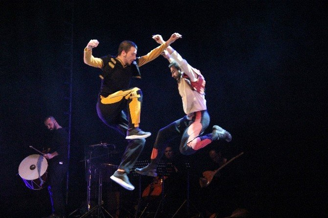 Anadolu Dans, Break Dansla Buluştu