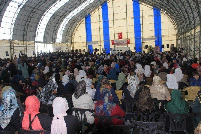 Hakkari'de Kutlu Doğum Haftası Etkinliği