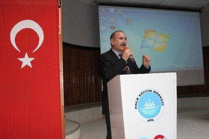 Hasanoğlu Stajyer Öğretmenlerle Bir Araya Geldi