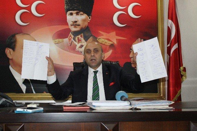 Facebook'taki Yorum, MHP Teşkilatını Koltuğundan Etti