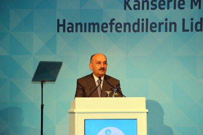 """Sağlık Bakanı Müezzinoğlu, """"Kanser, İslam Dünyasının Da Önemli Bir Sorunu"""""""